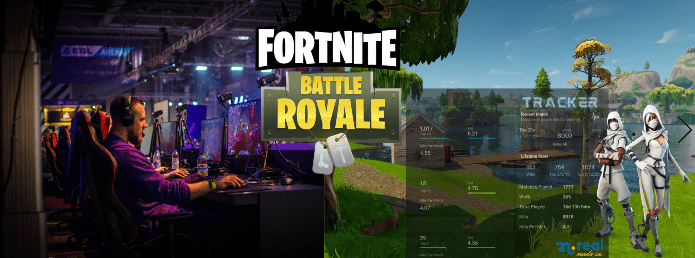 Why you need the Fortnite Tracker and its Benefits