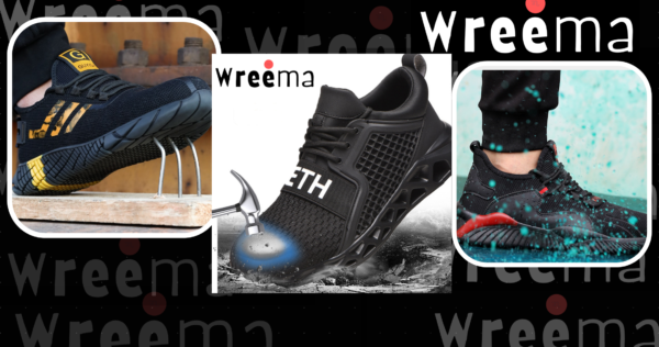 Wreema Top-rated, Dependable Steel Toe Shoes