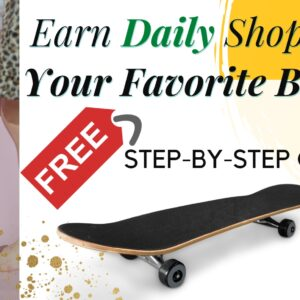 How To Earn Money While Shopping Online